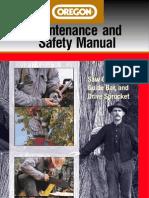 Chainsaw Manual