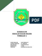 Dokumen 1 Ktsp Sdn Timbaan 1 2011-2012