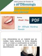 Vitrocerámicas de uso dental UJED Anahí Díaz González