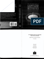 An Intro to Computer Simulation Methods - Applns to Physical Systems 3rd Ed. - H. Gould, Et Al., [Poor Scan, Dp] (Pearson, 2007) WW