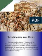 American Revolution