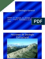 Semana 9 Geologia General