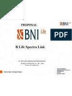 ALIMURTADLO Proposal Blife Spectra Link