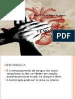 Hemorragia+e+Choque+Aula+Senac