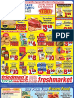 Friedman's Freshmarkets - Weekly Ad - October 13 - October 19, 2011