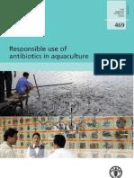 Responsible use of antibiotics in aquaculture