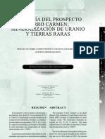 Prospecto de Uranio_Tierras Raras