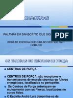CENTROS DE FORÇA