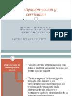 Investigación-acción y curriculumptodos
