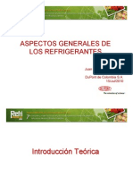 Diferencias Entre Mezclas Azeotropicas y No Azeotropicas Comparacion de Los Nuevos Refrigerantes Juan Paulo Hernandez