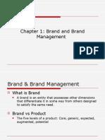 Brand Chap 1