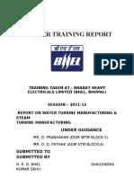 Summer Training Rshailendra