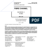 Fibre Channel Backbone