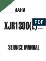 Manual Xjr 1300 Uk