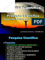 Pesquisa Científica - 13_10_2011