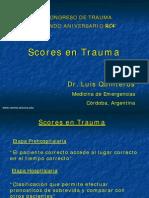 Trauma Scores