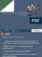 CMM y la calidad en el desarrollo de software