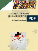 Constructivismo y Educacion Superior
