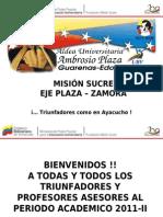 Presentacion Aldea Ambrosio Plaza