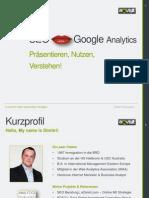 SEO küsst Google Analytics | Dimitri Tarasowski | aQvisit.com