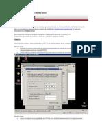 Manual Servidor FTP Con FileZilla Server