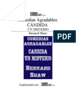 SHAW BERNARD - Candida Un Misterio