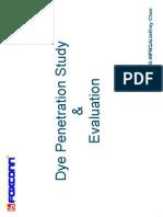 Dye Penetration EV