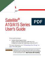 Toshiba Satellite a15-Sp129