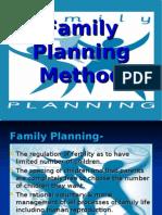 Family Planning Method