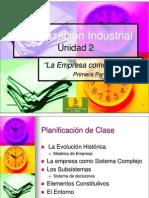 02_La Empresa Como Sistema