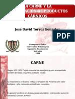 La Carne y Clasificacion de Los Productos Carnicos CHEPPE TORRES