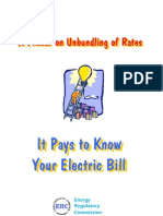 256_Unbundling of Electricity Rates
