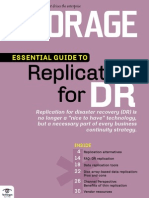 Replication for Disaster Recovery Essential Guide