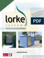 Aseos Públicos Autolimpiables - Lorke
