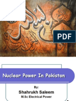 Nuclear Power in Pakistan