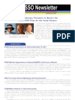 IFSSO Newsletter Jul-Sep 2011