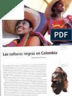 Culturas Negras en Col Rafael a Diaz