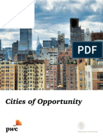 Cities of Opportunity PWC 2011
