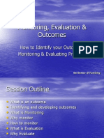 Be Better Diane - Monitoring Evaluation