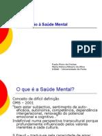 Introdução à Saúde Mental