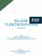 klasik elektrodinamik jackson türkçe