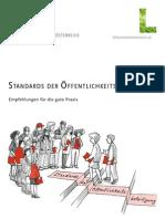 Standards Der Oeffentlichkeitsbeteiligung 2008 Druck
