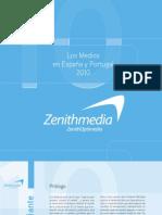 Los medios en España y Portugal 2010