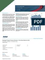 Dealogic Project Finance Review