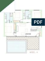 House Plan A