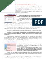 """3 phần mềm REGISTRY thiết yếu để """"vọc"""" máy tính"""