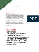 White paper on MTBF