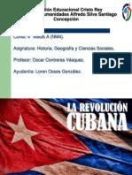 REVOLUCIÓN CUBA 4° A