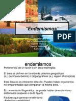 Clase 6-endemismo