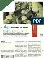 Leica - Fotografie in der Medizin